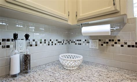 appealing stones subway tile white kitchen backsplash with a country kitchen in white blue dreammaker bath subway