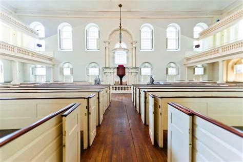 old south meeting house faneuil hall history and information guide