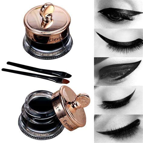 henna tattoo liner dropship makeup set long lasting 1pcs henna eye liner gel