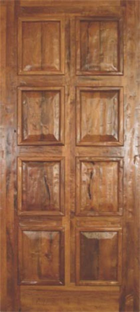 8 Panel Doors Interior Door by 8 Panel Mesquite Door Traditional Interior Doors By
