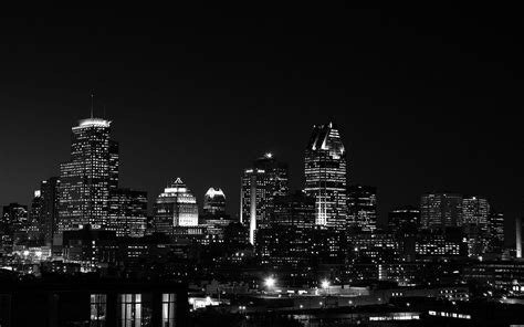cityscape wallpaper in black and white by lutece city skyline backgrounds wallpaper cave