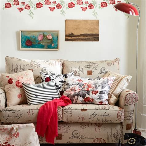 Vintage Decorating Ideas For Living Room Stylish Vintage Living Room Country Living Rooms