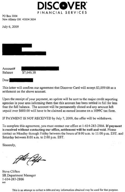 Financial Credit Letter financial hardship letter template business