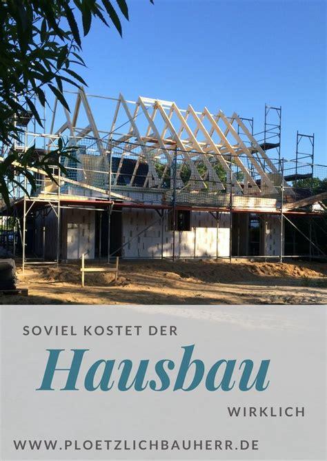 Was Kostet Ein Einfamilienhaus Neubau by 134 Besten Hausbau Neubau Einfamilienhaus Bilder Auf
