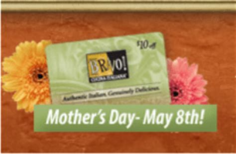 Carrabba S Gift Card Deal - mother s day gift card deals mitchell s salon day spa carrabba s more