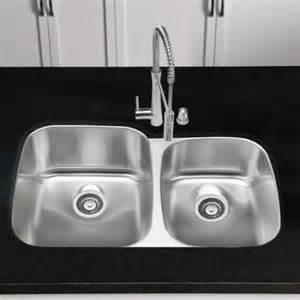 Walmart Kitchen Sinks Designer Collection 16 Stainless Steel 60 40 Bowl Kitchen Sink Walmart