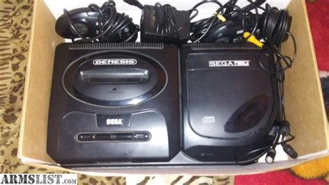 sega genesis controller for sale armslist for sale trade sega genesis model 1 with sega