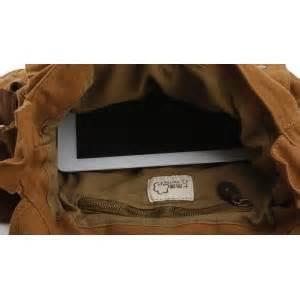 Abi Laptop 13 Army Green vintage canvas messenger bag 13 inch laptop bags khaki