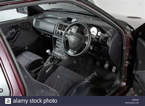 Ford Rs Cosworth Interior by 1993 Ford Rs Cosworth Interior Stock Photo Royalty