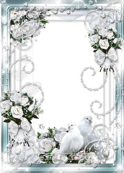 Wedding F by Pin By F 117 On Frames White Roses Delicate