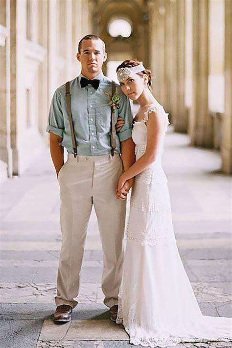 Vintage Wedding Attire by 24 Vintage S Wedding Attire For Themed Weddings