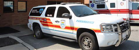 mobile intensive care units hunterdon healthcare