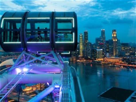 Singapore Flyer E Ticket singapur orchideengarten ist einfach wundersch 246 n