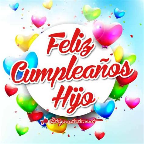 imagenes de happy birthday para un hijo 88 best images about felicitaciones aniversarios on