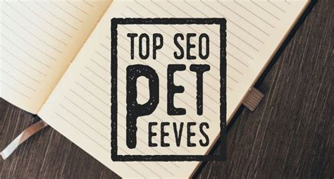 top pet peeves 15 experts share their top seo pet peeves