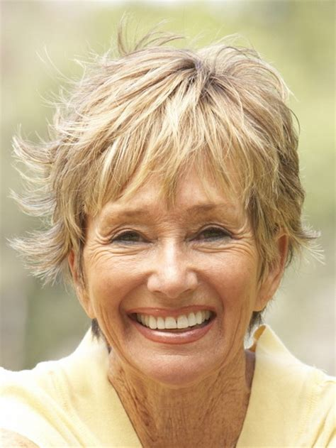 short hairstyles for the over50s short hairstyles for women over 50 2015