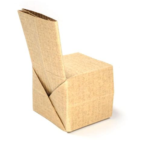 Furniture Origami - 25 best ideas about origami chair on origami