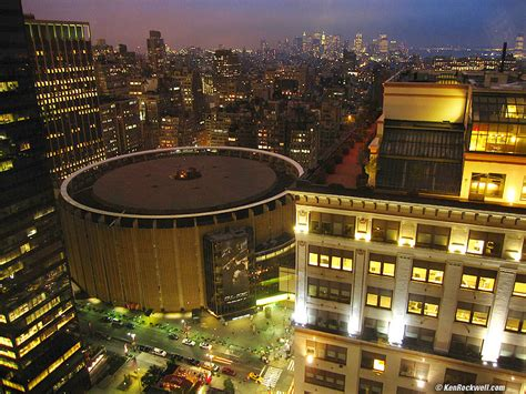 Cheap Hotels Near Square Garden by Adorama New York City 12 August 2009
