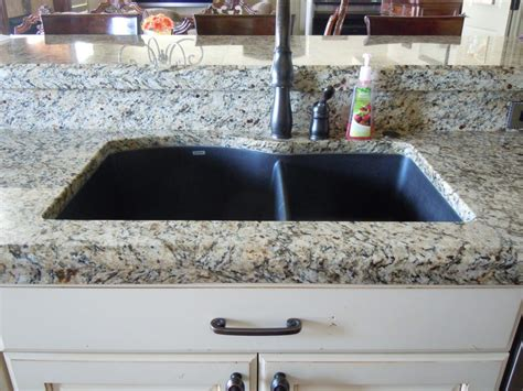 Composite Granite Kitchen Sinks Modern Kitchen Black Granite Composite Sink Reviews New Kitchen Modern Sink New Black