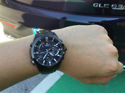 Jam Tangan Casio Edifice Eqb 500rbk 1a Original jual jam tangan casio edifice eqb 510dc 1a original