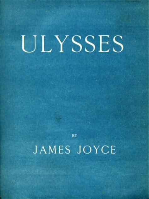 libro ulysses the original ulysses novel characters