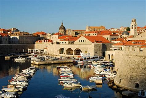 dubrovnik port to town croatia comforts britons to spend summer in
