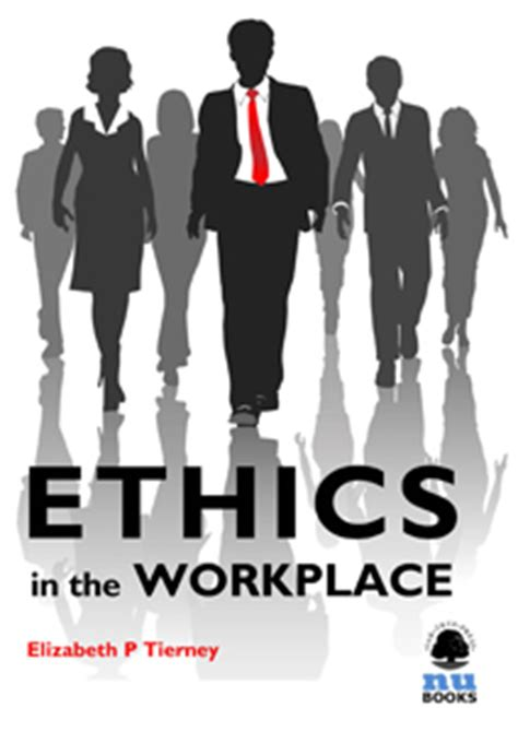 ethics in the workplace successstore