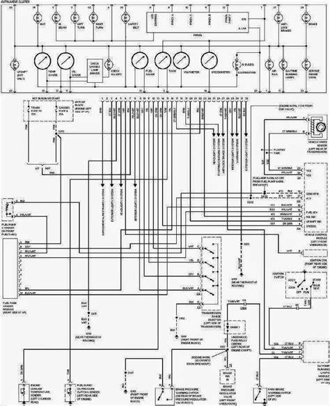 wiring diagrams   manual ebooks  chevrolet camaro instrument cluster wiring diagram