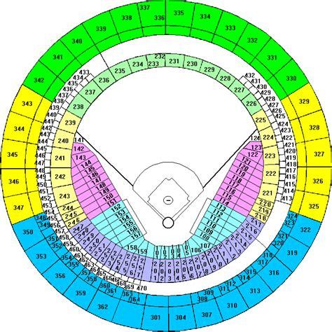 cincinnati reds seating chart with rows cincinnati reds tickets cinergy field