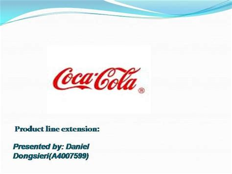 Mba Promotion Animation by Mba Presentation On Coca Cola Authorstream