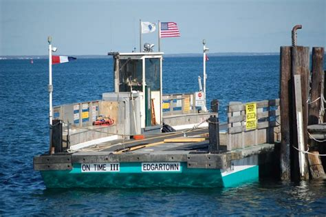 Chappaquiddick Ferry Hours Chappy Ferry Goes Green In Refit The Martha S Vineyard Times