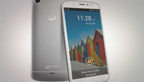 micromax doodle and doodle 2 micromax canvas doodle 2 available for rs 19 990