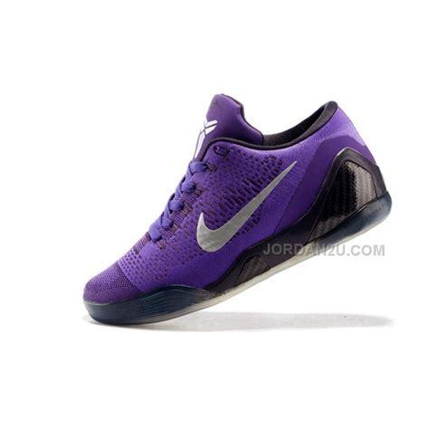 nike newest basketball shoes new arrival nike 9 low hyper grape basketball shoes