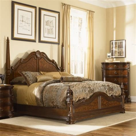 antique finish bedroom furniture bedroom review design antique classic elegant and graceful four poster wooden