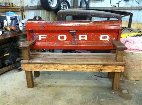 tailgate bench diy tailgate bench crafty pinterest