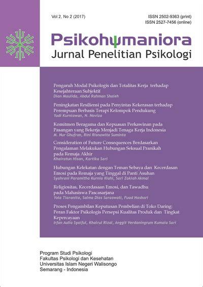Jurnal Tarbiyah uin walisongo journals