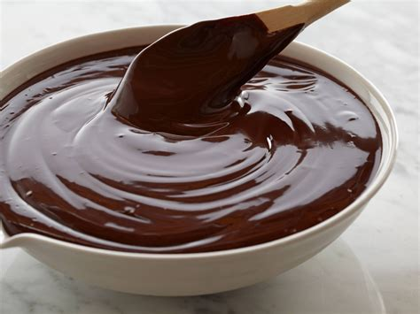 ina garten frosting ganache frosting recipe alton brown food network