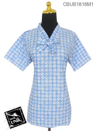 Rok Motif Abg By Betjeans blus batik abg pendek motif kawung warna cerah blus