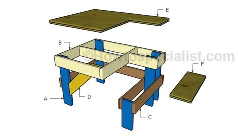 permanent shooting bench plans 25 best ideas about shooting bench plans on pinterest