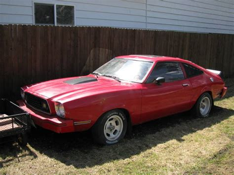 1978 mustang cobra ii for sale from fargo dakota