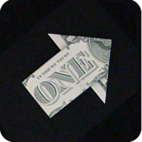 Easy Origami Dollar Bill - money make origami