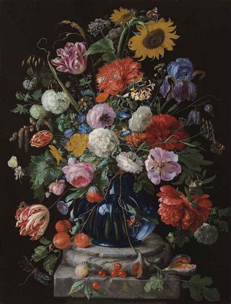 Jan Davidsz De Heem Vase Of Flowers by Jan Davidsz De Heem Utrecht 1606 1684 Antwerp Tulips