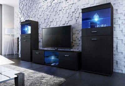 otto tv schrank tv schrank schwarz grafffit