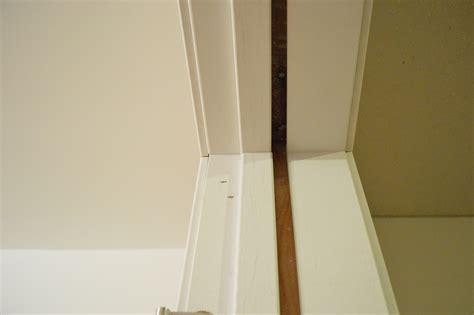 diwyatt installing a pre hung door frame loving here