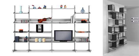 totem modular shelving system