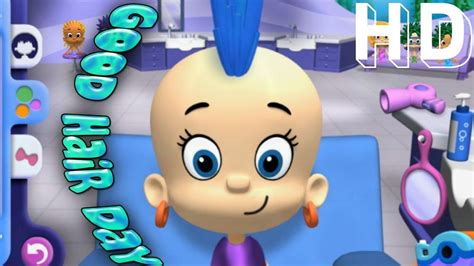 bubble guppies good hair day bubble guppies in good hair day free online kids games