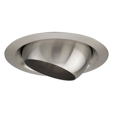 Recess Light by Progress Lighting P8076 7 75 In Eyeball Recessed Lighting