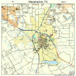 waxahachie map waxahachie map 4876816