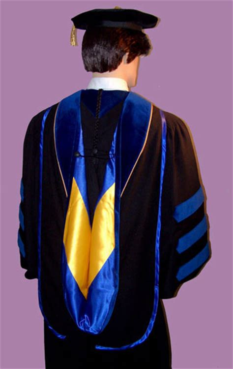 Chaminade Mba Cap And Gown Colors by Academic Hoods Such As Doctoral By Caps