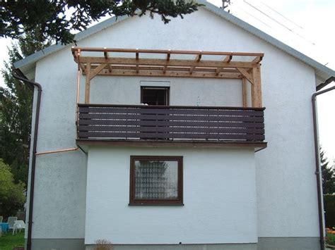 balkon dach balkon 252 berdachung in garching bei m 252 nchen i stefan lutz